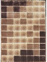 Paklājs SEHER 3D 2615 brown beige B 43.56€ Seher 3D kolekcija Dizaina Paklājs SIA