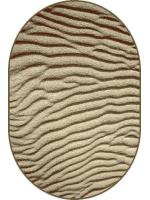 Paklājs ECO Jurata cumin oval A 116.21€ Ovālie un apaļie paklāji Dizaina Paklājs SIA