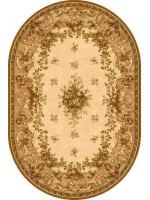 Paklājs ISFAHAN Dafne sahara oval A 52.25€ Ovālie un apaļie paklāji Dizaina Paklājs SIA