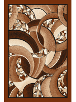 Paklājs OPTIMAL Largo O light brown 36.54€ Optimal kolekcija Dizaina Paklājs SIA