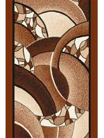 Paklāja celiņš OPTIMAL Largo O light brown 15.57€ Optimal Celiņu kolekcija Dizaina Paklājs SIA