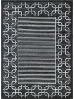 Paklājs Lagos 1054 Dark silver 20.8€ Lagos kolekcija Dizaina Paklājs SIA