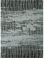 Paklājs USKUDAR 9755 grey 79.28€ Akrila paklāji Dizaina Paklājs SIA