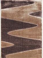 Paklājs SEHER 3D 2652 brown beige B 43.56€ Seher 3D kolekcija Dizaina Paklājs SIA