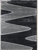 Paklājs SEHER 3D 2652 black grey B 43.56€ Seher 3D kolekcija Dizaina Paklājs SIA