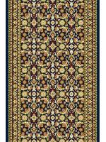 Paklāja celiņš OPTIMAL Anemone navy blue A 15.57€ Optimal Celiņu kolekcija Dizaina Paklājs SIA
