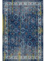 Paklājs STANDARD Basam navy blue 16.47€ Standard Nova kolekcija Dizaina Paklājs SIA