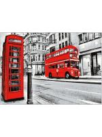 Paklājs Miasta Londyn szary W 25.62€ Populer/Miasta kolekcija Dizaina Paklājs SIA