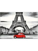 Paklājs Miasta Paryz szary W 25.62€ Populer/Miasta kolekcija Dizaina Paklājs SIA