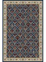Paklājs STANDARD Tamir navy blue A 14.49€ Standard Nova kolekcija Dizaina Paklājs SIA