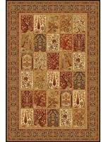 Paklājs ISFAHAN Timor black A 93.31€ Isfahan kolekcija Dizaina Paklājs SIA