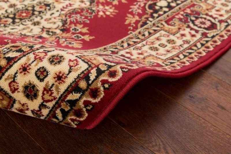 Paklājs STANDARD Fatima S dark red A 21.95€ Standard Classic kolekcija Dizaina Paklājs SIA