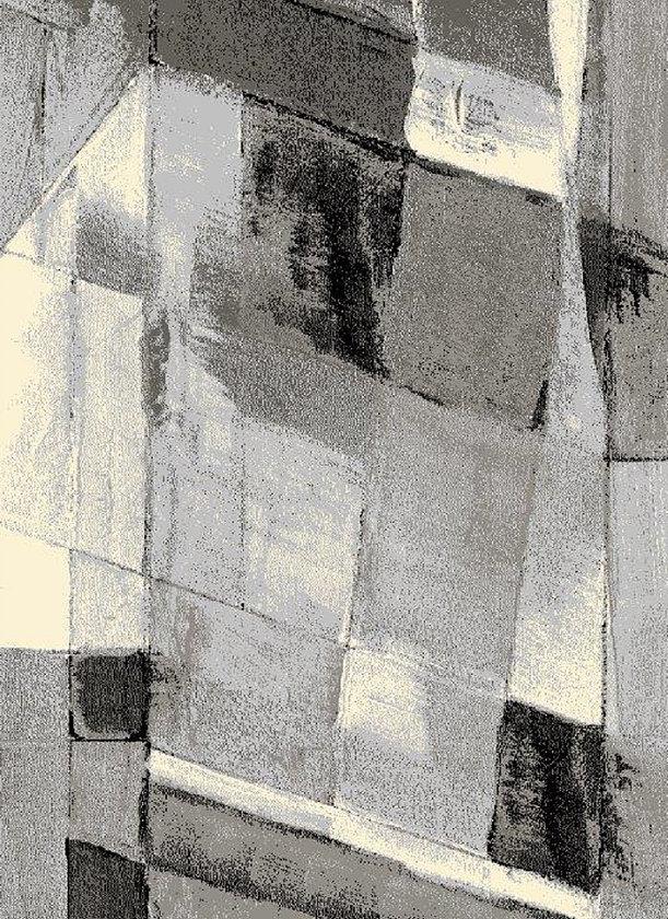 Paklājs VISION 3258 Grey 25€ Vision, Elite un Miami kolekcijas Dizaina Paklājs SIA