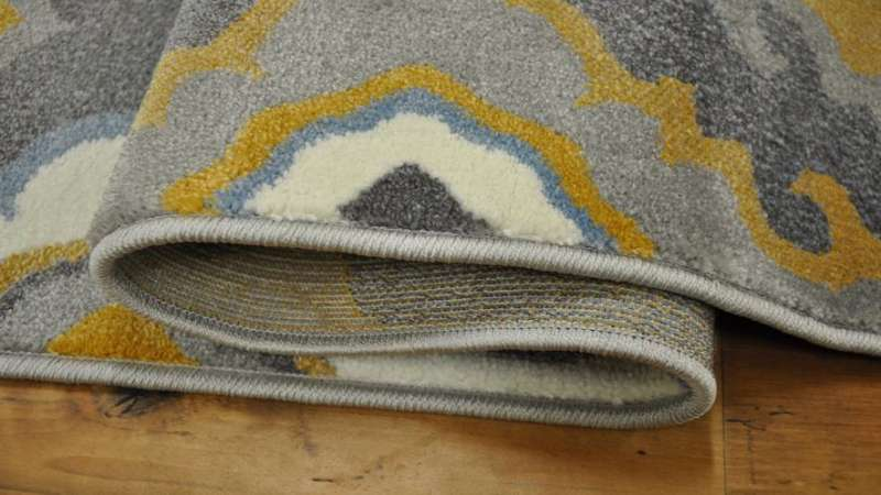 Paklājs Soft Wetter granite 45€ Soft, Touch un Shine kolekcijas BCC SIA