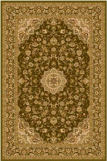 Paklājs ISFAHAN Damo olive A 60€ Isfahan kolekcija BCC SIA