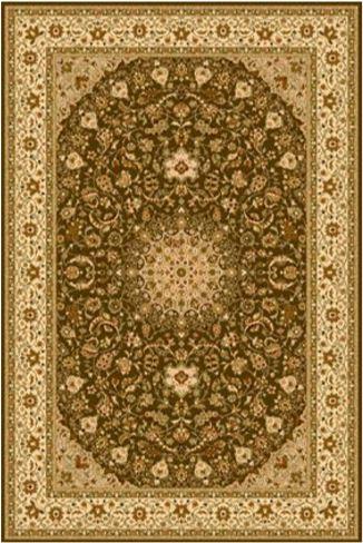 Paklājs ISFAHAN Segowia l.khaki A 60€ Isfahan kolekcija BCC SIA