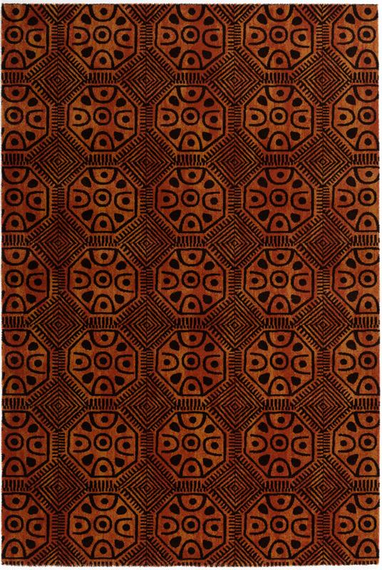Kовёр ISFAHAN Seel dark beige 75€ Коллекция Isfahan Modern BCC SIA