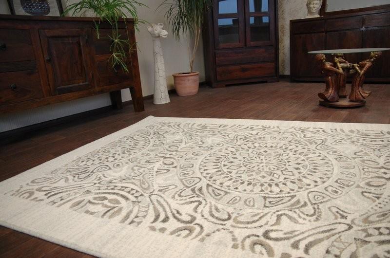 Paklājs NATURAL Tula light grey A 179.97€ Natural kolekcija Dizaina Paklājs SIA