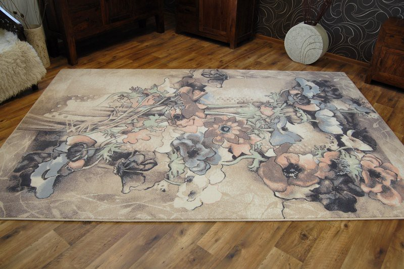 Paklājs ISFAHAN Walencja sand A 199.07€ Isfahan Kolekcija Modern BCC SIA