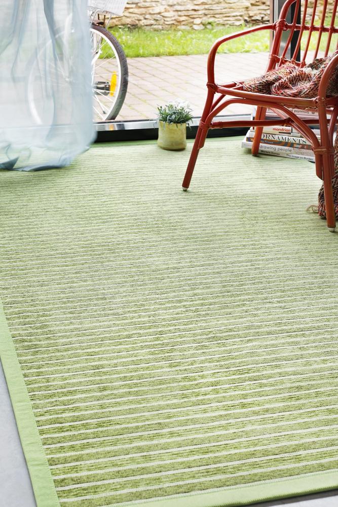 Paklājs NURME lime chenille 45.25€ Abpusējie austie paklāji Dizaina Paklājs SIA