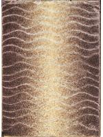 Paklājs SEHER 3D 2609 brown beige B 43.56€ Seher 3D kolekcija Dizaina Paklājs SIA