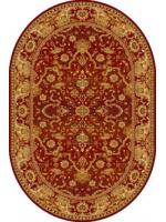 Paklājs AGNUS Royal Rejent ruby oval A 271.03€ Ovālie un apaļie paklāji Dizaina Paklājs SIA