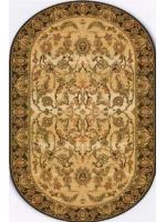Paklājs AGNUS Royal Starosta sahara oval A 271.03€ Ovālie un apaļie paklāji Dizaina Paklājs SIA