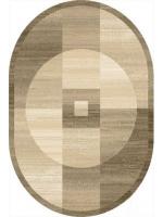Paklājs ECO Arvo cumin oval A 116.21€ Ovālie un apaļie paklāji Dizaina Paklājs SIA