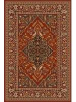 Paklājs ISFAHAN Leyla ruby A 199.07€ Isfahan kolekcija Dizaina Paklājs SIA