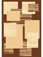 Paklājs ARTOS 1622 Brown 17€ Artos kolekcija BCC SIA