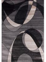 Paklājs VISION 7462 Grey 25€ Vision, Elite un Miami kolekcijas Dizaina Paklājs SIA