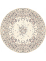 Paklājs ISFAHAN Dafne alabaster circle 170€ Ovālie un apaļie paklāji BCC SIA