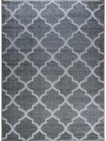 Paklājs Lagos 1052 Silver 23.64€ Lagos kolekcija Dizaina Paklājs SIA