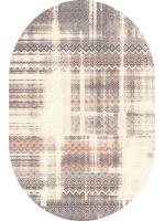 Paklājs ISFAHAN Tadea alabaster oval 140€ Ovālie un apaļie paklāji BCC SIA
