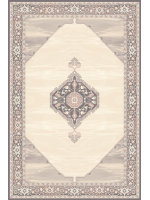 Paklājs ISFAHAN Uriasz alabaster 52.25€ Isfahan kolekcija Dizaina Paklājs SIA