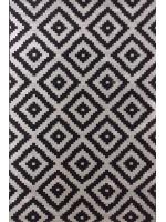 Paklājs ARTOS 1639 Black 17€ Artos kolekcija BCC SIA