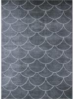 Paklājs Elite 17390 Grey 45.74€ Vision, Elite un Miami kolekcijas Dizaina Paklājs SIA