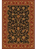 Paklājs ISFAHAN Anafi black A 60€ Isfahan kolekcija BCC SIA