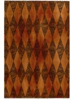 Paklājs ISFAHAN Beast dark sahara 75€ Isfahan Kolekcija Modern BCC SIA