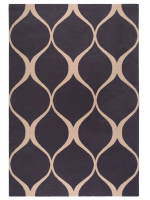 Paklājs ISFAHAN Illusie anthracite 75€ Isfahan Kolekcija Modern BCC SIA