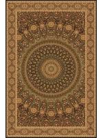 Paklājs AGNUS Liwia black A 271.03€ Agnus Royal kolekcija Dizaina Paklājs SIA