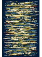 Paklājs STANDARD Ceren navy blue A 16.47€ Standard Nova kolekcija Dizaina Paklājs SIA