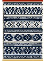 Paklājs STANDARD Jasmin navy blue A 16.47€ Standard Nova kolekcija Dizaina Paklājs SIA