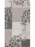 Paklājs LOFT Flores szary W 41.16€ ECO, Loft un Toscana kolekcija Dizaina Paklājs SIA
