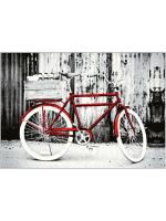Paklājs Miasta Rower szary W 25.62€ Populer/Miasta kolekcija Dizaina Paklājs SIA