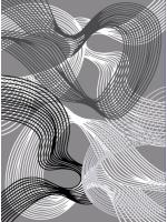 Paklājs ROMANS 2113 graphite 28.14€ Akrila paklāji Dizaina Paklājs SIA