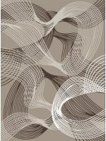 Paklājs ROMANS 2113 vizon 28.14€ Akrila paklāji Dizaina Paklājs SIA