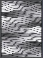 Paklājs ROMANS 2114 graphite 28.14€ Akrila paklāji Dizaina Paklājs SIA
