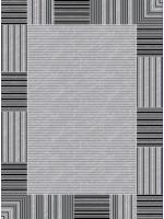 Paklājs ROMANS 2115 graphite 28.14€ Akrila paklāji Dizaina Paklājs SIA