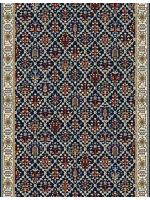 Paklāja celiņš STANDARD Tamir navy blue  A 18.3€ Paklāju kolekciju celiņi Dizaina Paklājs SIA